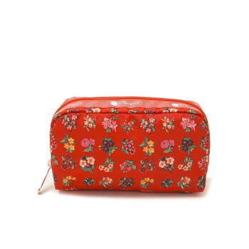 lesportsac ladies rectangular cosmetic pouch 7121 e199