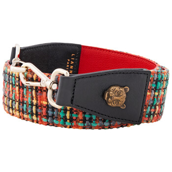 Lianna Paris Nữ Grand Palais Rouge Strap