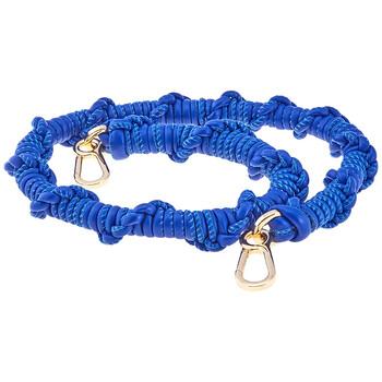 Loewe Nữ Braided Shoulder Strap Electric màu xanh dương Chính hãng từ Mỹ