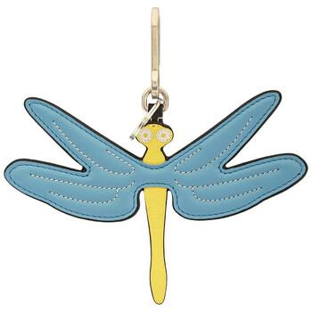Loewe màu xanh dương / màu vàng Dragonfly Charm chính hãng đang sale giảm giá ở Hà nội TPHCM