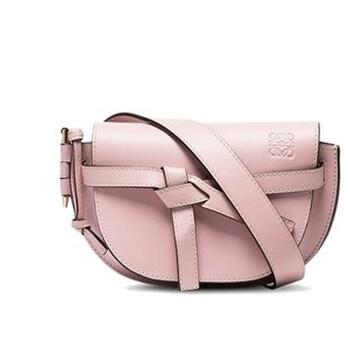 Loewe Gate màu hồng Gate Bumbag chính hãng đang sale giảm giá ở Hà nội TPHCM