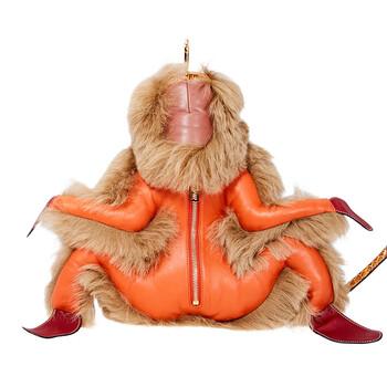 Loewe Monkey Bag Charm - Orange chính hãng đang sale giảm giá ở Hà nội TPHCM