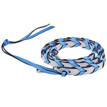Loewe màu xanh dương Braided Thin Strap chính hãng đang sale giảm giá ở Hà nội TPHCM