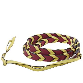 Loewe Nữ Classic Da bê Braided Thin Strap Chính hãng từ Mỹ