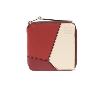 Loewe Nữ màu đỏ Puzzle Ví chính hãng đang sale giảm giá ở Hà nội TPHCM