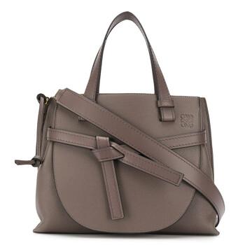Loewe Nữ Soft Grained Da bê size nhỏ Gate Top Handle Bag chính hãng đang sale giảm giá ở Hà nội TPHCM