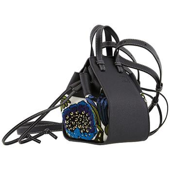 Loewe Mini Floral Hammock Drawstring Bag Chính hãng từ Mỹ