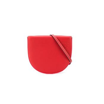 Loewe màu đỏ Heel Túi size mini Chính hãng từ Mỹ