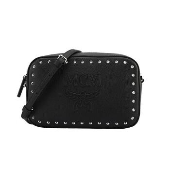 Mcm Nữ màu đen Chanswell Studded Camera Bag Chính hãng từ Mỹ