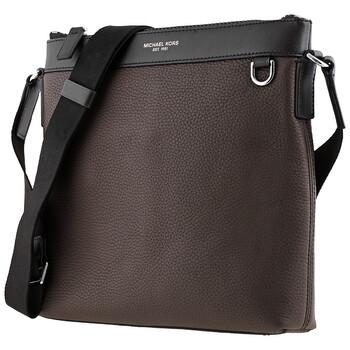 Michael Kors Greyson Pebbled Da Messenger Bag chính hãng đang sale giảm giá ở Hà nội TPHCM