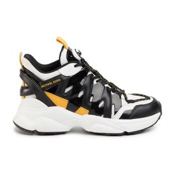 Giày Michael Kors Hero Colorblock Sneakers chính hãng