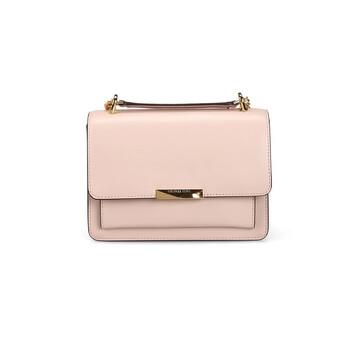 Michael Kors Jade L Light màu hồng Smooth Da Bag Chính hãng từ Mỹ