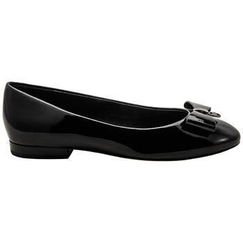 Giày Michael Kors nữ Aimme Ballet Flats màu đen chính hãng