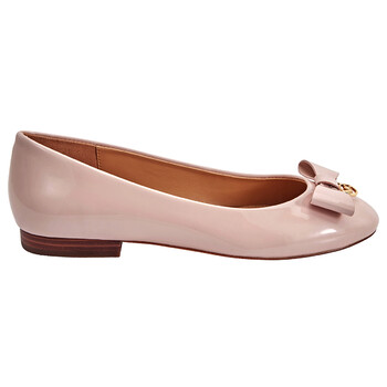 Giày Michael Kors nữ Aimme Ballet Flats in Nude màu hồng chính hãng