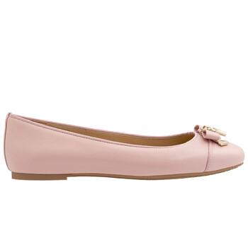 Giày Michael Kors nữ Alice Leather Ballet Flats chính hãng