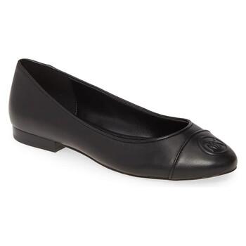 Giày Michael Kors nữ Dylyn Logo Leather Ballet Flats chính hãng