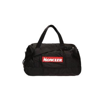 Moncler màu đen Nam Nivelle Holdall Messenger Bag Chính hãng từ Mỹ