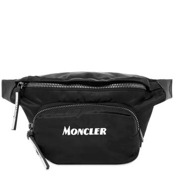 Moncler Logo - Embroidemàu đỏ Túi đeo thắt lưng chính hãng đang sale giảm giá ở Hà nội TPHCM
