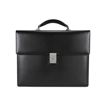 Montblanc Meisterstuck Single Gusset Full - grain Cowhide Briefcase 104606 chính hãng đang sale giảm giá ở Hà nội TPHCM