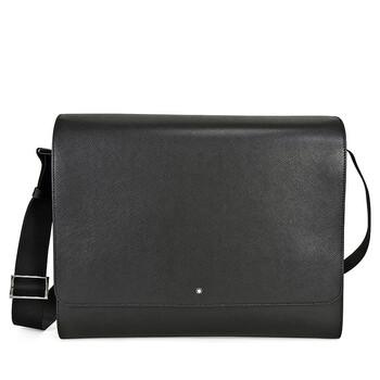 Montblanc Sartorial Messenger Bag - màu đen chính hãng đang sale giảm giá ở Hà nội TPHCM