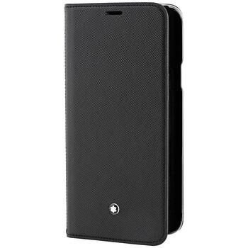 Montblanc Sartorial Samsung Galaxy S9 Flip màu đen Flip Cover Nam Smartphone Holder 119480 Chính hãng từ Mỹ