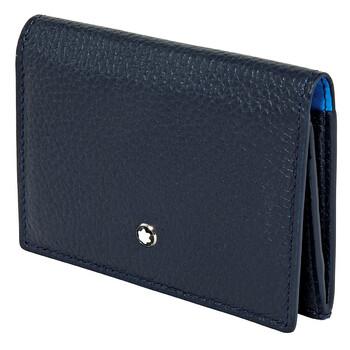 Montblanc Meisterstuck Soft Grain My Office Business Nam đựng thẻ 124134 Chính hãng từ Mỹ