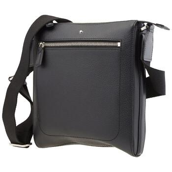 Montblanc Meisterstuck Soft Grain size nhỏ Envelope - màu đen chính hãng đang sale giảm giá ở Hà nội TPHCM