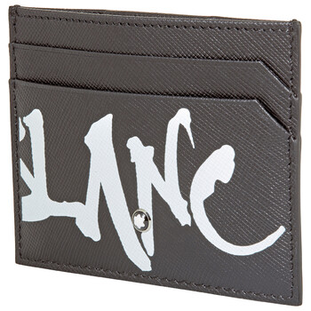 Montblanc Sartorial Calligraphymàu đen đựng thẻ 124141 chính hãng đang sale giảm giá ở Hà nội TPHCM