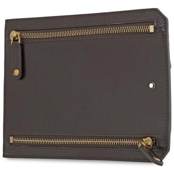 Montblanc 1926 Heritage Multicurrency Pouch - Dark Brown Chính hãng từ Mỹ