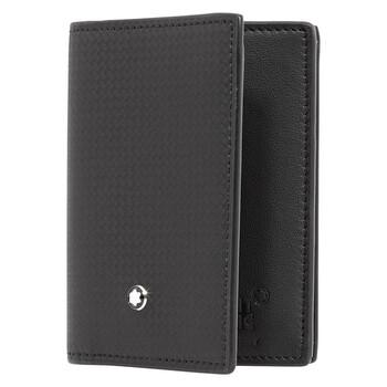 Montblanc Extreme 2.0 Business Card Holder with View Pocket - màu đen chính hãng đang sale giảm giá ở Hà nội TPHCM