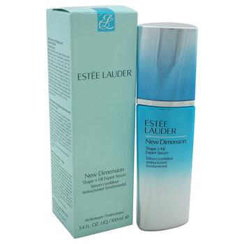 Mỹ phẩm chăm sóc da Estee Lauder New Dimension Shape + Fill Expert Serum All Skin Types by Estee Lauder cho nữ 3.4 oz Serum chính hãng từ Mỹ US UK sale giá rẻ ở tại Hà nội TPHCM