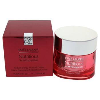 Mỹ phẩm chăm sóc da Estee Lauder Nutritious Super-Pomegranate Radiant Energy Moisture Creme by Estee Lauder cho nữ 1.7 oz Cream chính hãng từ Mỹ US UK sale giá rẻ ở tại Hà nội TPHCM