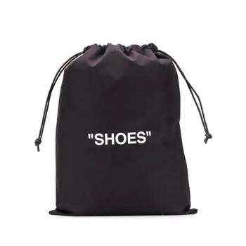 Off-White màu đen / màu trắng Shoe Bag Chính hãng từ Mỹ