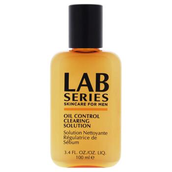 Mỹ phẩm chăm sóc da Lab Series Oil Control Clearing Solution by Lab Series cho nam 3.4 oz Cleanser chính hãng từ Mỹ US UK sale giá rẻ ở tại Hà nội TPHCM