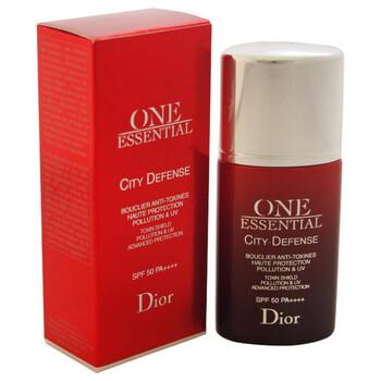 Mỹ phẩm chăm sóc da Christian Dior One Essential City Defense Advanced Protection SPF 50 PA++++ by Christian Dior cho nữ & nam 1 oz Cream chính hãng từ Mỹ US UK sale giá rẻ ở tại Hà nội TPHCM