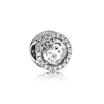 trang sức Pandora Nữ Dazzling Snowflake Charm chính hãng sale giá rẻ tại Hà nội TPHCM