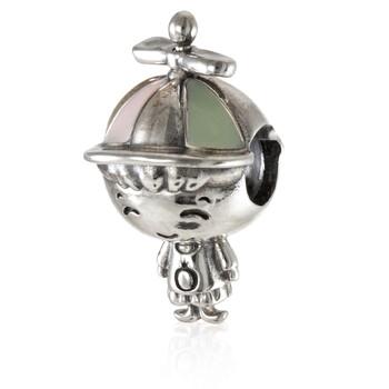 Trang sức Pandora Little Boy Charm Bạc 925 chính hãng sale giá rẻ Hà nội TPHCM