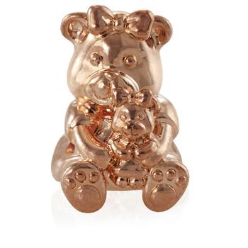 Trang sức Pandora Vàng hồng-mạ Dora Bear Charm chính hãng sale giảm giá sỉ rẻ nhất ở Hà nội TPHCM