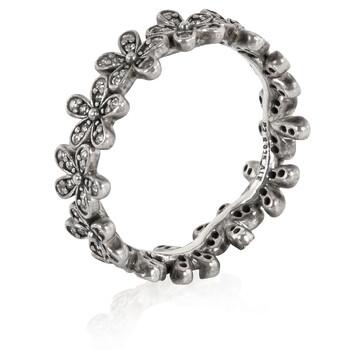 Trang sức Pandora Bạc 925 Daisy Flower Nhẫn