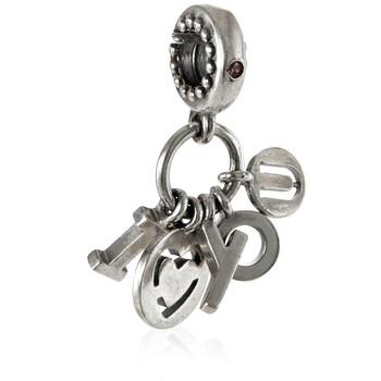 Trang sức Pandora Bạc 925 I Love You Letters Dangle Charm chính hãng sale giá rẻ Hà nội TPHCM