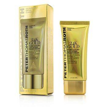 Mỹ phẩm chăm sóc da Peter Thomas Roth 24K Gold Pure Luxury Lift & Firm Prism Cream 50ml/1.7oz chính hãng từ Mỹ US UK sale giá rẻ ở tại Hà nội TPHCM
