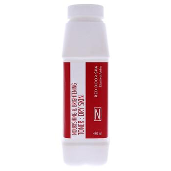 Mỹ phẩm chăm sóc da Elizabeth Arden Red Door Spa Nourishing and Brightening Toner Dry Skin by Elizabeth Arden cho nữ 15.89 oz Toner chính hãng từ Mỹ US UK sale giá rẻ ở tại Hà nội TPHCM