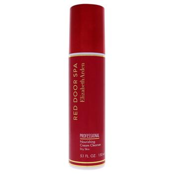 Mỹ phẩm chăm sóc da Elizabeth Arden Red Door Spa Nourishing Cream Cleanser Dry Skin by Elizabeth Arden cho nữ 5.1 oz Cleanser chính hãng từ Mỹ US UK sale giá rẻ ở tại Hà nội TPHCM