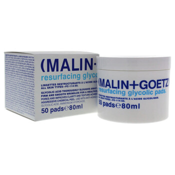 Mỹ phẩm chăm sóc da Malin + Goetz Resurfacing Glycolic Pads by Malin + Goetz cho nữ & nam 50 Pads Treatment chính hãng từ Mỹ US UK sale giá rẻ ở tại Hà nội TPHCM