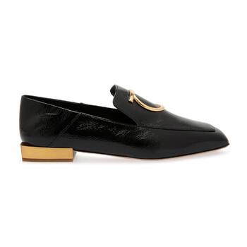 Giày Salvatore Ferragamo Mirror Heel Gancini Loafers chính hãng
