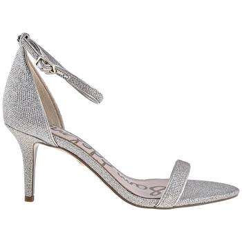 Giày Sam Edelman nữ Linen Sandal 1Band Glam Mesh chính hãng