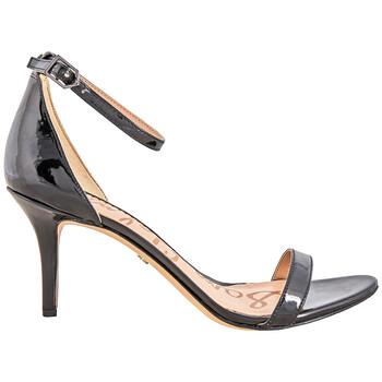 Giày Sam Edelman Patti Ankle Strap Patent Sandal, Brand Size 10 chính hãng sale giá rẻ