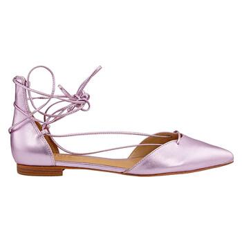 Giày Schutz Neida Lace-Up D'Orsay màu hồng chính hãng
