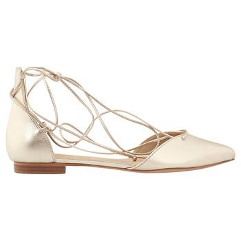 Giày Schutz Neida Lace Up D'Orsay Gold chính hãng sale giá rẻ