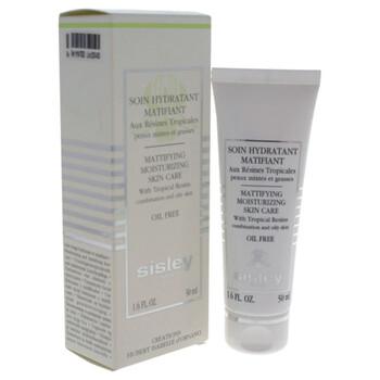 Mỹ phẩm chăm sóc da Sisley Mattifying Moisturizing Skin Care with Tropical Resins 1.6 oz. chính hãng từ Mỹ US UK sale giá rẻ ở tại Hà nội TPHCM